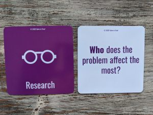 Research: Who does the problem affect the most?